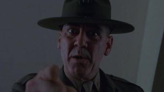 [VIDEO] Falleció el militar más duro y conocido de Hollywood