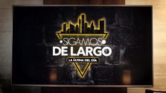 [VIDEO] Este martes es el gran estreno de Sigamos de largo