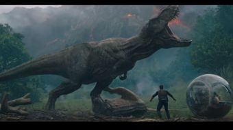 [VIDEO] Jurassic World: El Mundo Caído lanza su tráiler final