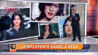 [VIDEO] Daniela Vega entre las 100 personas más influyentes del año según Time