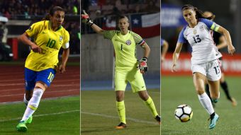 [VIDEO] La gigante brecha salarial entre mujeres y hombres en el fútbol mundial