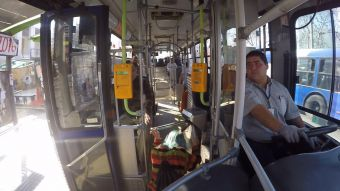 [VIDEO] Evasión en Transantiago aumentó 5%
