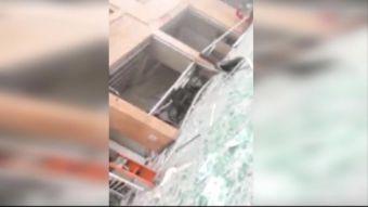 [VIDEO] Crudo relato de guardia tras explosión en Sanatorio Alemán de Concepción