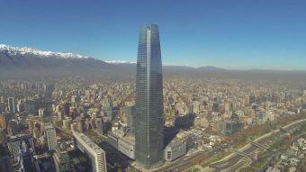 [VIDEO] Tras seis años la gran torre del Costanera Center podría abrir sus puertas