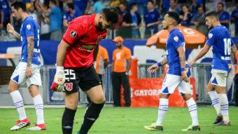 [VIDEO] Los goles de la histórica derrota de la U ante Cruzeiro en Copa Libertadores