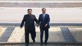 [VIDEO] Las dos Coreas, frente a frente