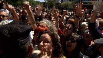 [VIDEO] Condena por abusos indigna a España