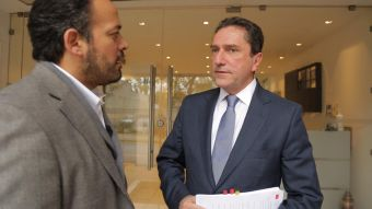 [VIDEO] Caso Ascar: Ex ministro Gómez se defiende