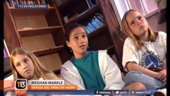 [VIDEO] La historia de Meghan Markle: de actriz a princesa