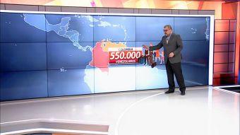 [VIDEO] Las cifras que explican la crisis económica en Venezuela