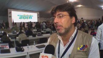 """Daniel Jadue sobre elecciones en Venezuela: """"Es un sistema avanzado, imposible de manipular"""""""