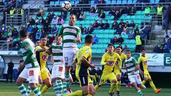 [VIDEO] Goles fecha 14: Temuco y San Luis igualan en el Germán Becker