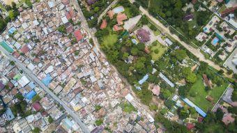 [FOTOS] Así se ve la desigualdad desde el aire