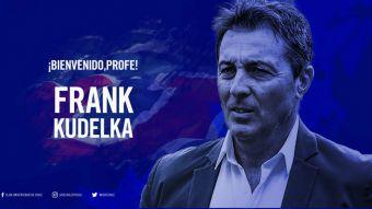 [VIDEO] Quién es Frank Kudelka, el nuevo técnico de la U
