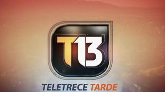 Revisa la edición de T13 Tarde de este 15 de febrero
