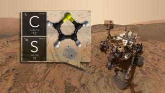 [VIDEO] Nuevo hallazgo ¿Hubo vida en Marte?