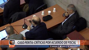 [VIDEO] Caso Penta: Críticas por acuerdo de fiscal