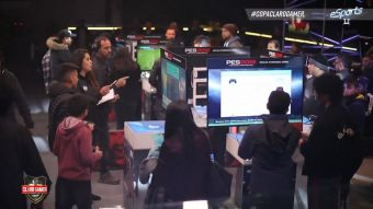 [VIDEO] Gamers se toman los eSports 13 en la Copa Claro