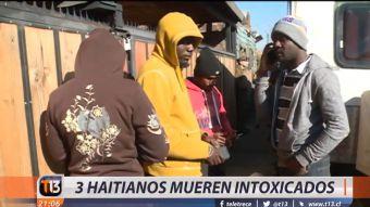 [VIDEO] Tres haitianos mueren intoxicados