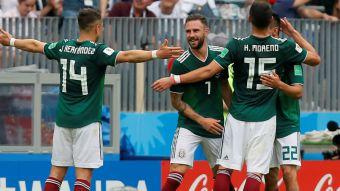 El campeón del mundo Alemania cae ante México en su debut en Rusia 2018