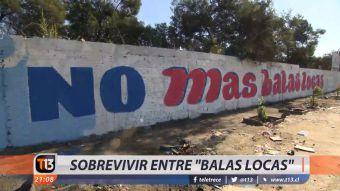 [VIDEO] Sobrevivir entre balas locas