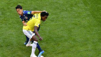 [VIDEO] Así fue el primer gol de Japón que sorprendió a Colombia