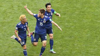 [VIDEO] Gol nipón: El cabezazo de Yuya Osako que le dio la ventaja a Japón