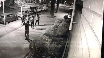 [VIDEO] Asesinato en el Barrio República: imputados tomaron y se drogaron antes del ataque