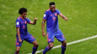 [VIDEO] El gol de Juan Cuadrado que puso la goleada para Colombia sobre Polonia