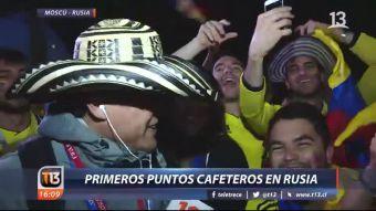 [VIDEO] El divertido despacho de Ramón Ulloa tras el triunfo de Colombia sobre Polonia