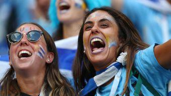 [VIDEO] Emotivo: Así se escuchó el himno de Uruguay en Samara