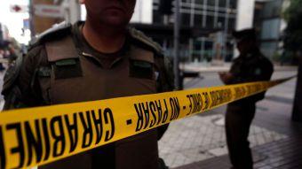 [VIDEO] Detienen a dos menores acusados de violar a una mujer en Parque Los Reyes