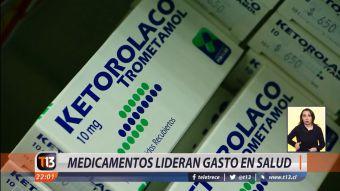 [VIDEO] Medicamentos lideran gasto en salud