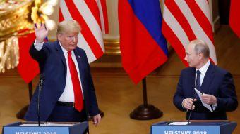 [VIDEO] La polémica cumbre de Donald Trump y Vladimir Putin