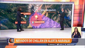 [VIDEO] Marcelo Lagos explica el panorama tras los nuevos pulsos eruptivos en el sur