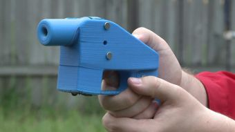 [VIDEO] Polémica por armas impresas en 3D