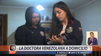 [VIDEO] La doctora venezolana a domicilio