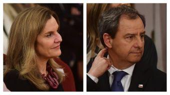 [VIDEO] Gerardo Varela y Alejandra Pérez: los ministros que dejan el gabinete