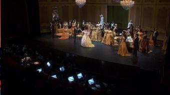 [VIDEO] Artistas chilenos presentan La Traviata