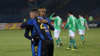 [VIDEO] Goles fecha 19: Huachipato venció con lo justo a Audax Italiano en el CAP