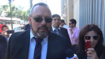 [VIDEO] Sebastián Dávalos presenta millonaria demanda por injurias