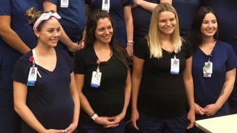 El curioso caso de las 16 enfermeras embarazadas al mismo tiempo en un hospital de Arizona