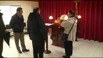 [VIDEO] El adiós a las abuelitas de Chiguayante