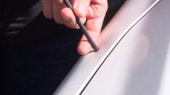 [VIDEO] Investigan el misterio de las flechas
