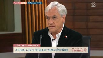 """Presidente Piñera anuncia la creación de un """"Museo de la Democracia"""""""