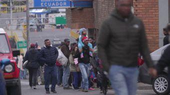 [VIDEO] Las difíciles rutas del éxodo venezolano
