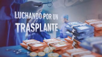 [VIDEO] #Reportajest13: Luchando por un transplante