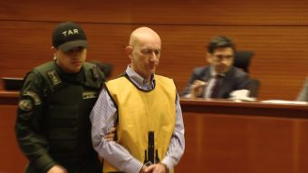 [VIDEO] Comienza juicio contra Rafael Garay