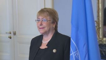 [VIDEO] La postura de Bachelet frente a Venezuela