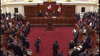 [VIDEO] Tensión por nueva crisis política en Perú